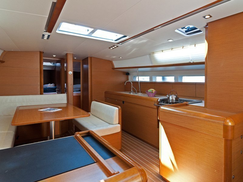 Sun Odyssey 509 (Aqua Kiss ) interior - 10