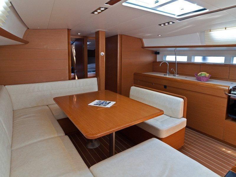 Sun Odyssey 509 (Aqua Kiss ) interior - 5