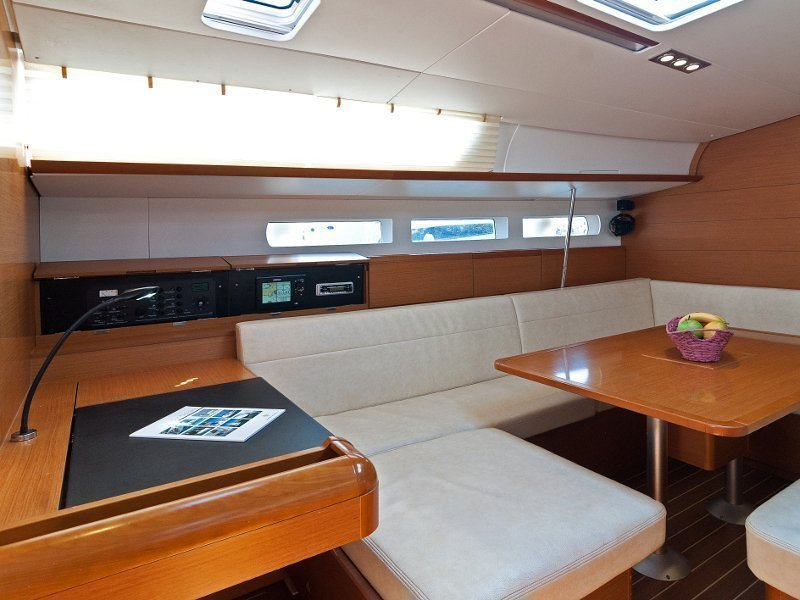 Sun Odyssey 509 (Sky Kiss) interior - 7