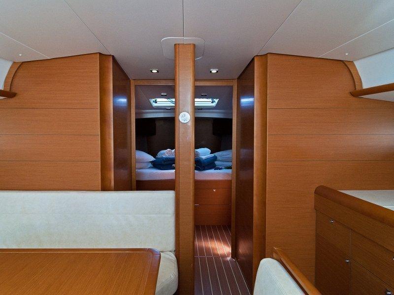 Sun Odyssey 509 (Sky Kiss) interior - 4