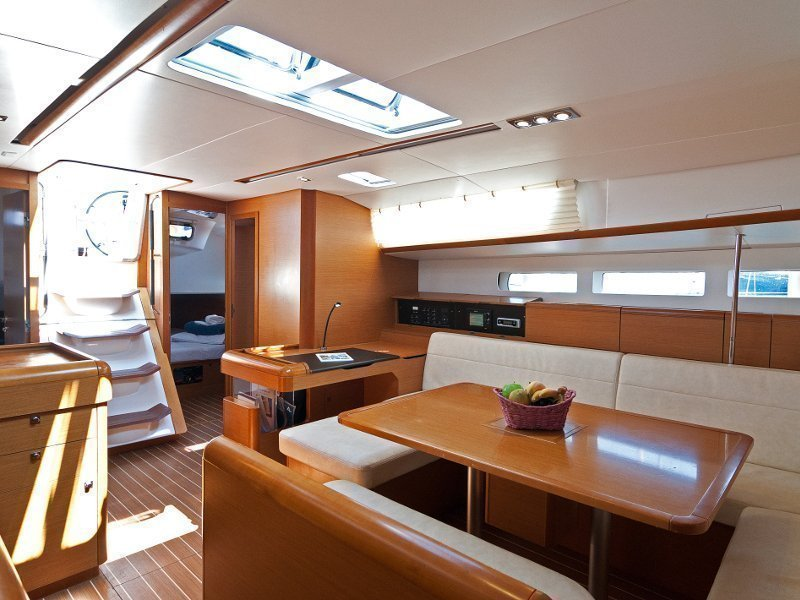 Sun Odyssey 509 (Sky Kiss) interior - 8