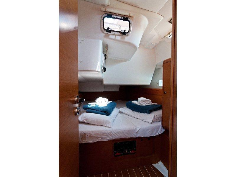 Sun Odyssey 509 (Sky Kiss) interior - 12