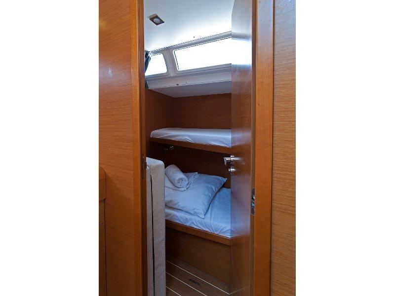 Sun Odyssey 509 (Sky Kiss) interior - 1