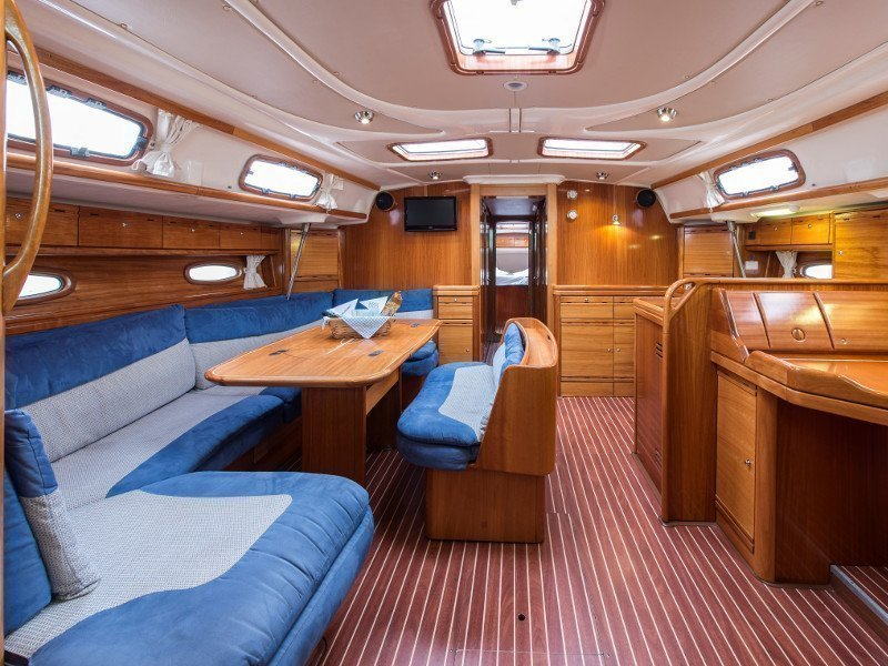 Bavaria 50 Cruiser (Handakas) interior - 5