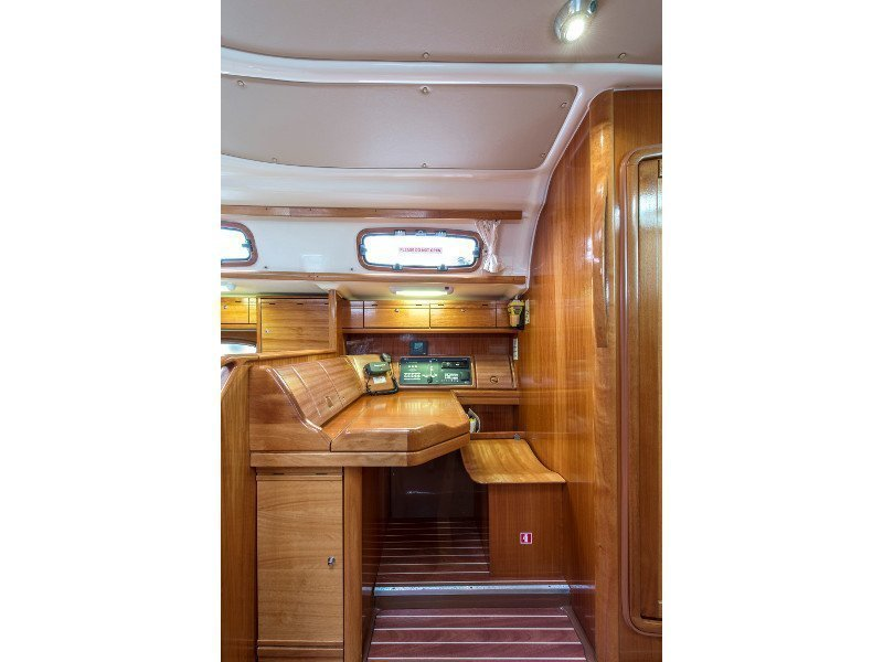 Bavaria 50 Cruiser (Handakas) interior - 4