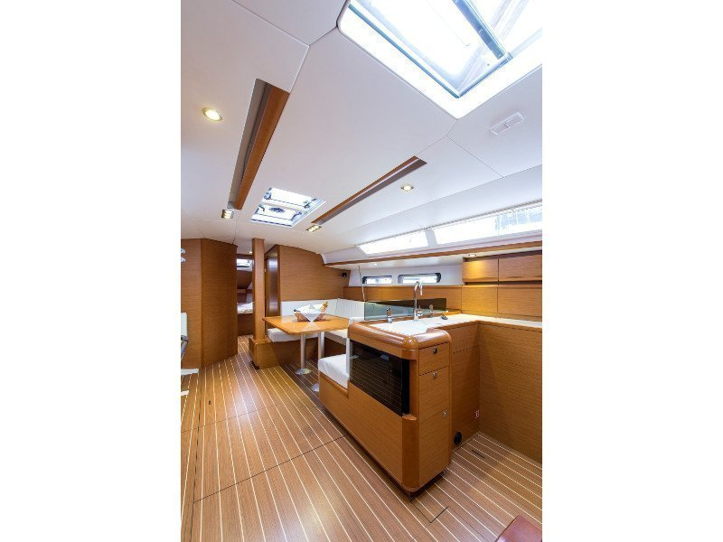 Sun Odyssey 439 (Kallisti) interior - 7
