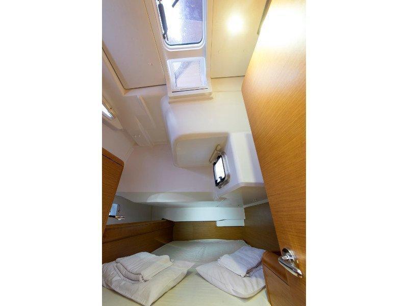Sun Odyssey 439 (Kallisti) interior - 8