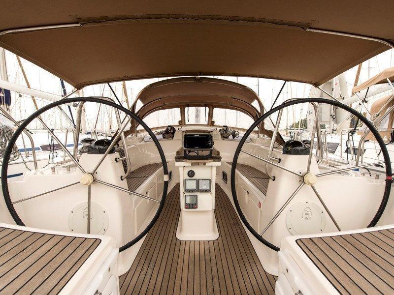 Bavaria 46 Cruiser (Polykandros) exterior - 10