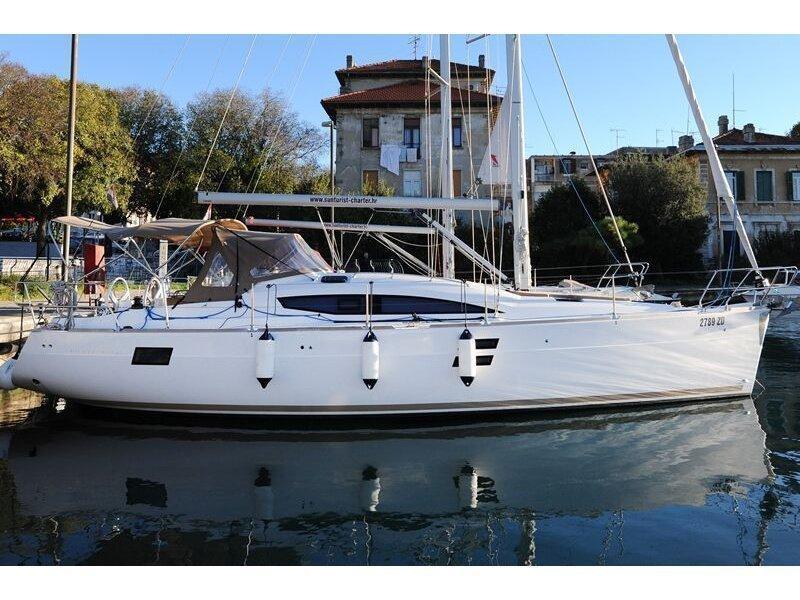 Elan 40 Impression (Vili - new sails 2021.) Main image - 0