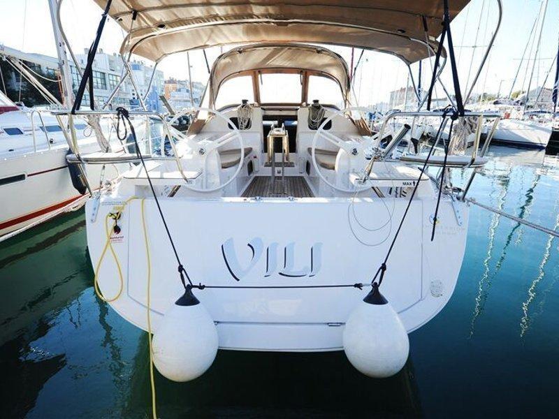 Elan 40 Impression (Vili - new sails 2021.) exterior - 3