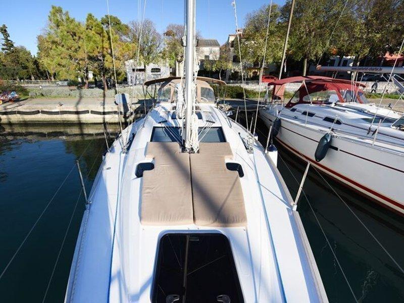 Elan 40 Impression (Vili - new sails 2021.) exterior - 8