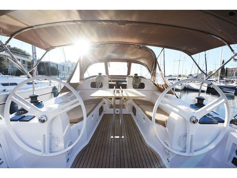 Elan 40 Impression (Vili - new sails 2021.) exterior - 6