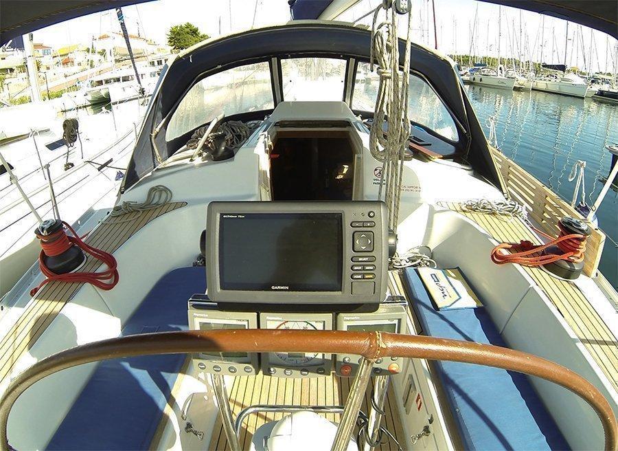 Grand Soleil 43 (Skalice (Sails 2016, Bowthruster)) GPS Plotter - 2