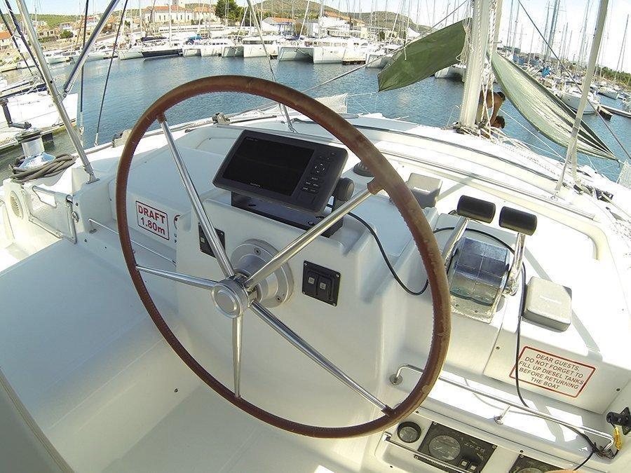 Lagoon 440 (Kit Kat) GPS Plotter - 9