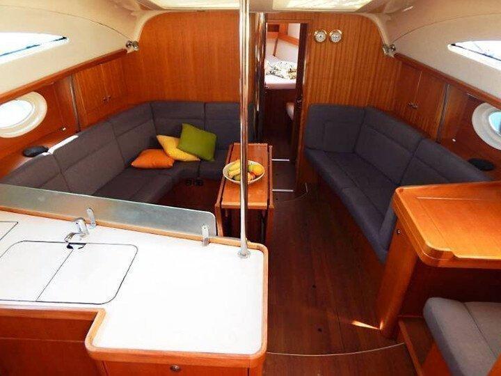 Elan 434 Impression (Aventura) Interior image - 7
