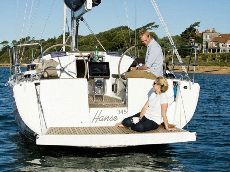 Hanse 345 (Hana) Images - 7