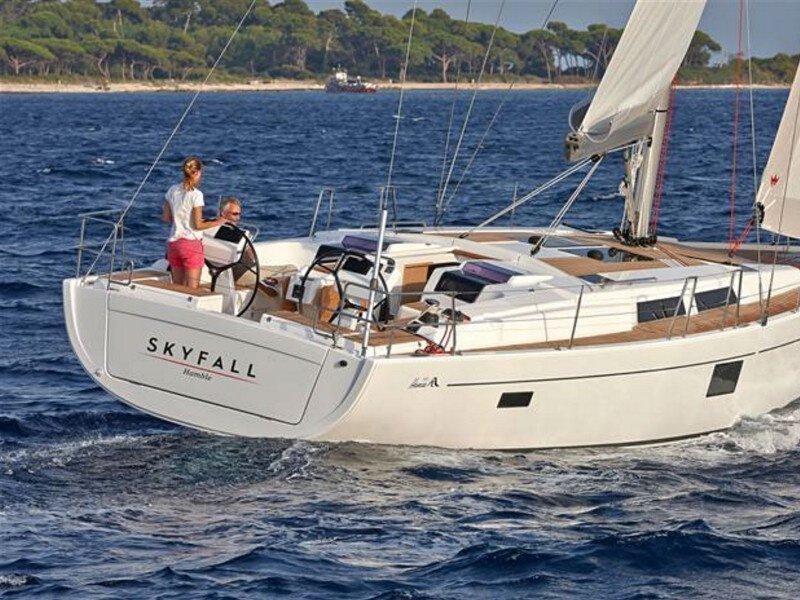 Hanse 455 (Seaway) Images - 8