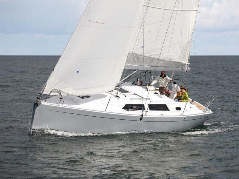 Hanse 355 (Mala) Main image - 0