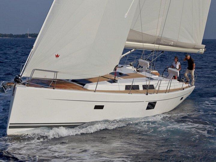Hanse 455 (Wind Rose) Images - 1