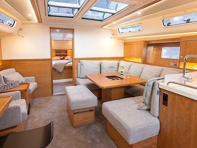 Hanse 455 (Yola) Interior image - 5