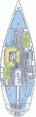 Sun Magic 44 (Sirena) Plan image - 8
