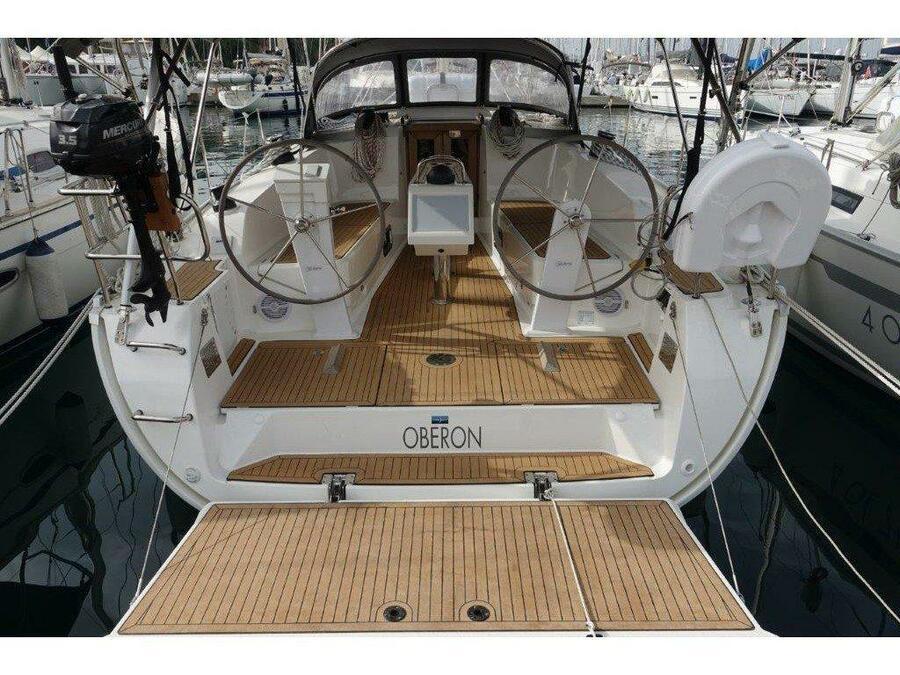Bavaria Cruiser 41 (Oberon) Main image - 0