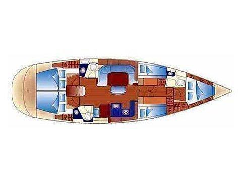 Bavaria 49 (ITT 1) Plan image - 6