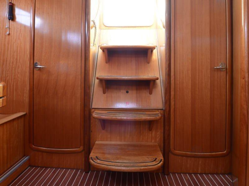 Bavaria 39 Cruiser (Fortuna (Sollar Panel)) interior - 14