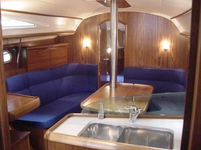 Bavaria Cruiser 46 (CL- 46C-16-G) Interior image - 8
