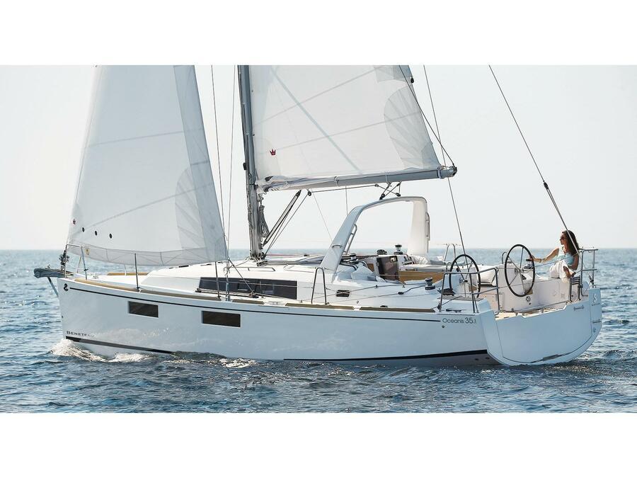 Oceanis 35.1 (NEW 35.1) Main image - 0