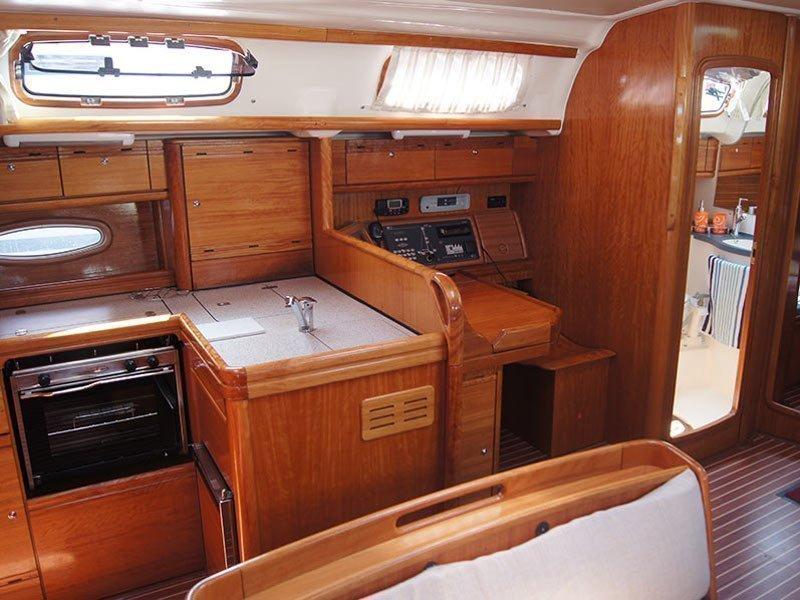 Bavaria 50 Cruiser (Almost Free (GENERATOR)) interior - 3