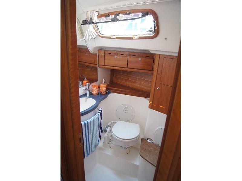 Bavaria 50 Cruiser (Almost Free (GENERATOR)) interior - 4