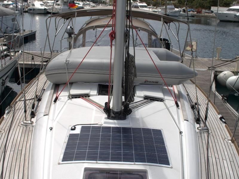Sun Odyssey 389 (sun elli)  - 4