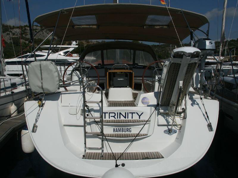 Jeanneau 53 (4cab) (Trinity) Main image - 0