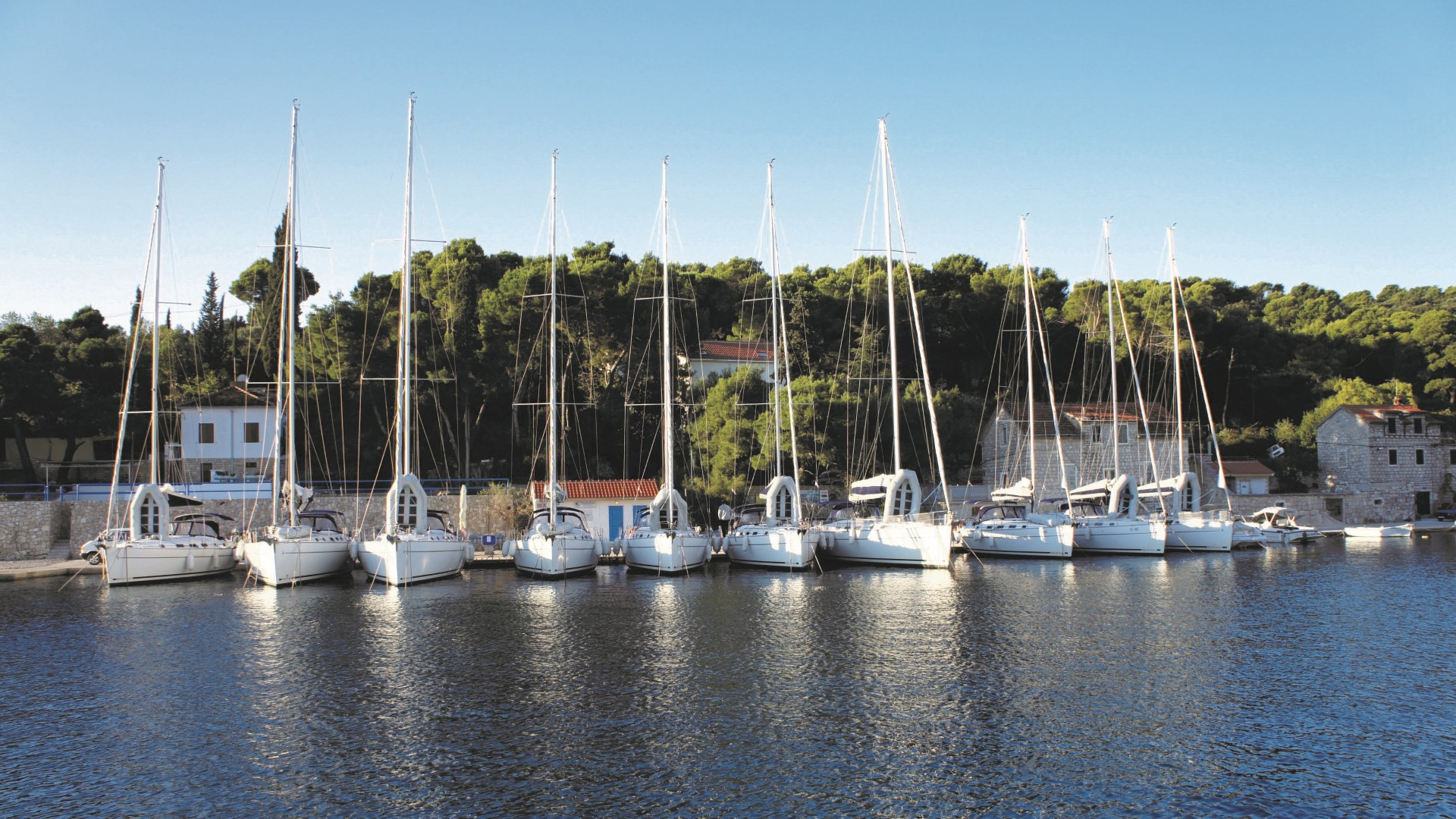 Sun Odyssey 449 (Port Royal) Marina Rogač - sailboats (photo taken 2019) - 3