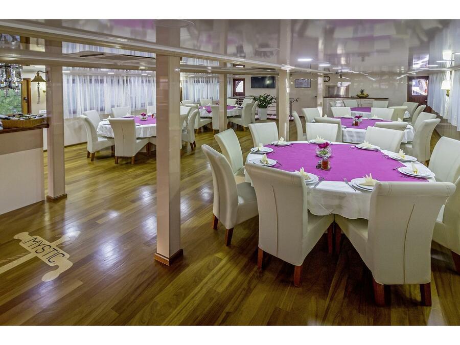 Small ship cruise Mystic (MYSTIC) Plan image - 12