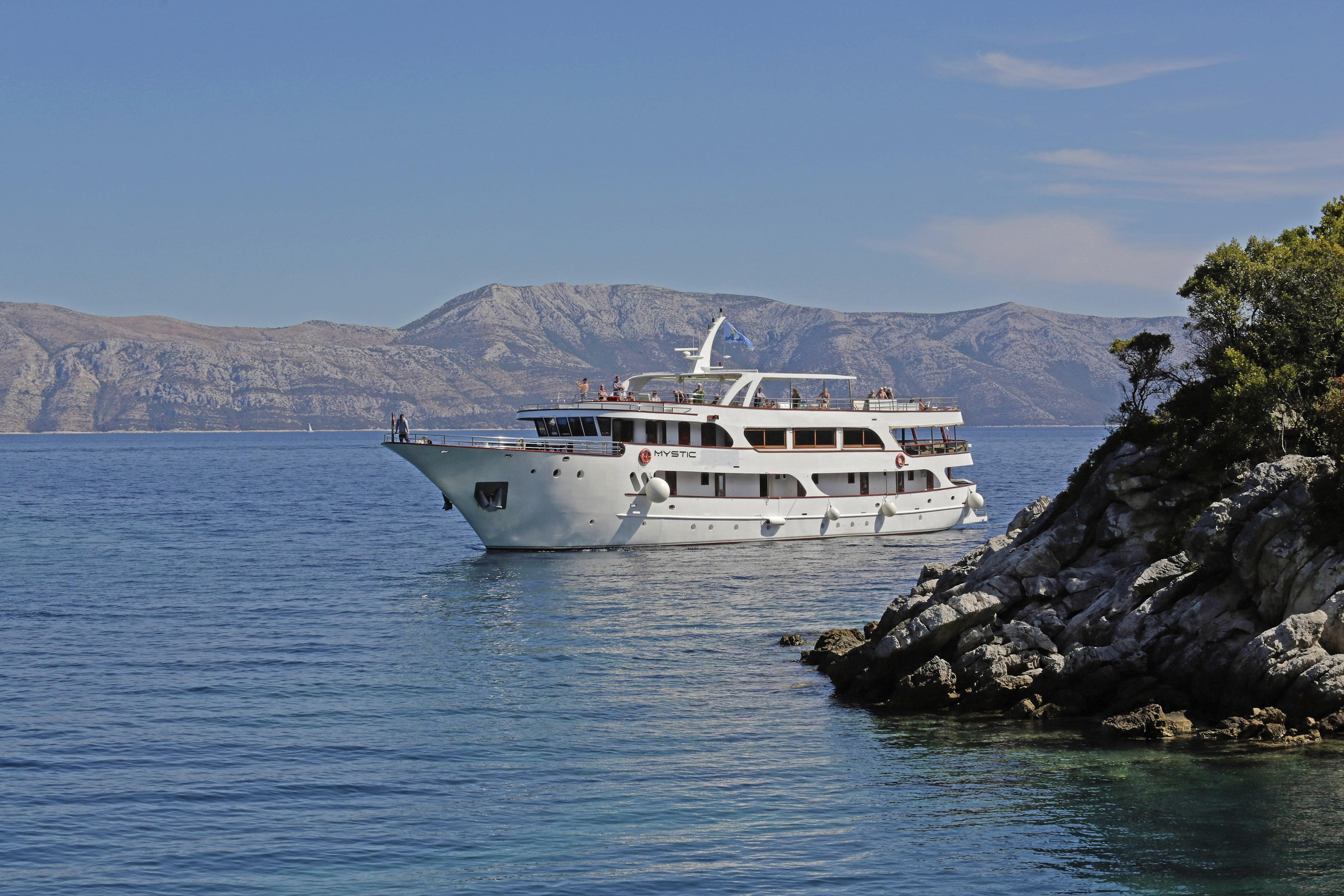 Small ship cruise Mystic (MYSTIC)  - 2