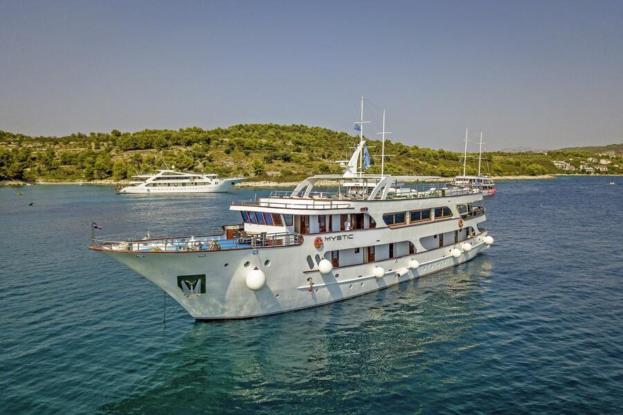 Small ship cruise Mystic (MYSTIC)  - 4