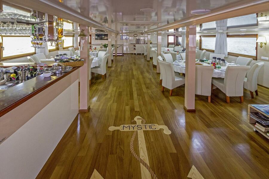 Small ship cruise Mystic (MYSTIC)  - 13