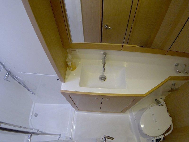 Lagoon 39 (My cat (Solar panel)) Lagoon 39 Bathroom - 26