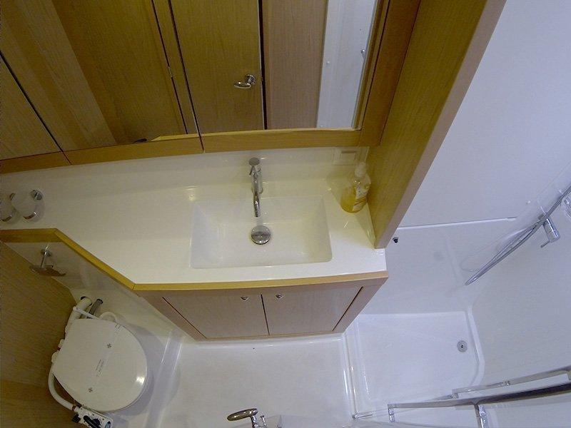 Lagoon 39 (My cat (Solar panel)) Lagoon 39 Bathroom - 25