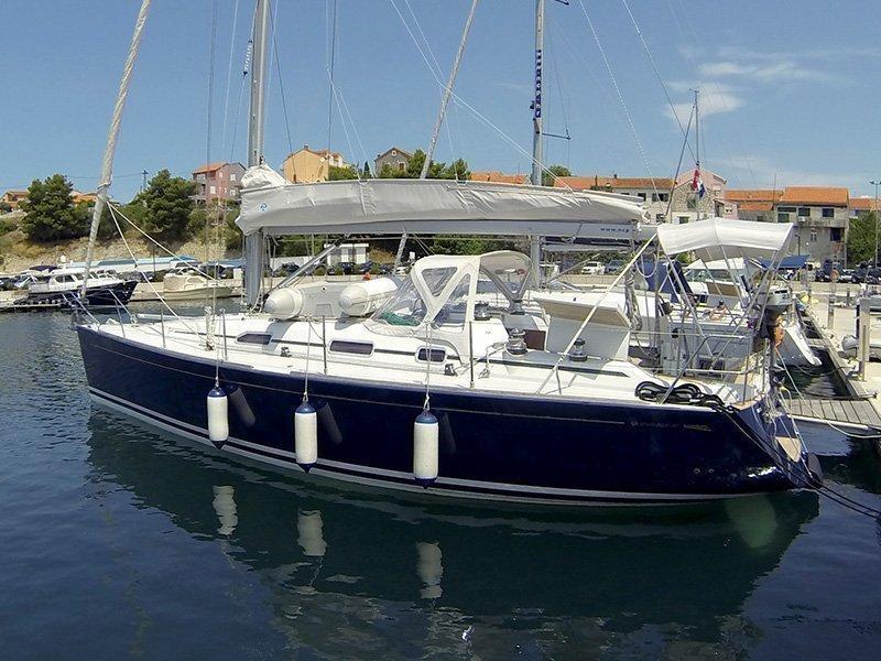 Grand Soleil 40 (Šjor (Main sail 2016, Genoa 2018))  - 2