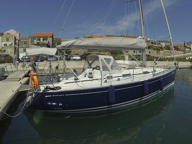 Grand Soleil 40 (Šjor (Main sail 2016, Genoa 2018))  - 11