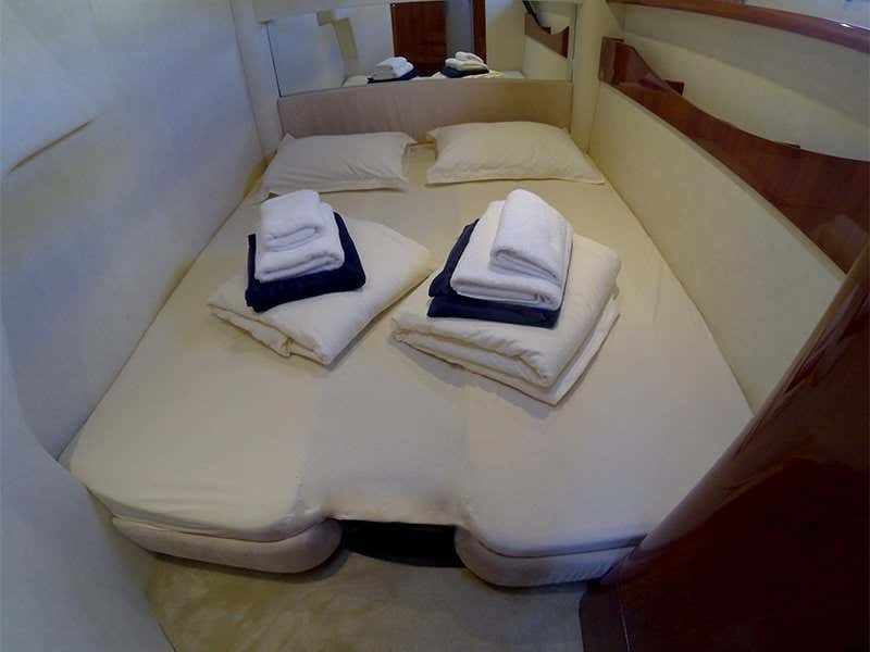 Fairline Targa 52 GT (The Blue One) Double cabin - 8
