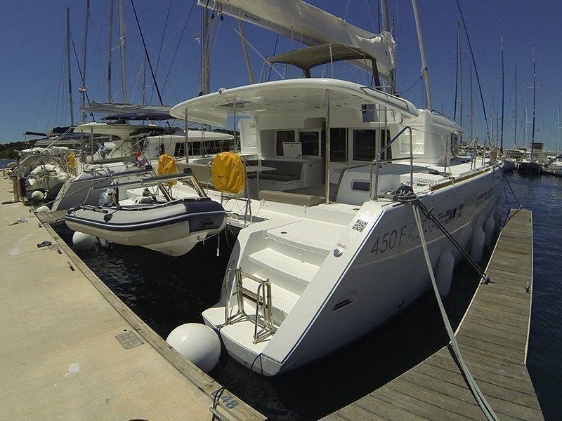 Lagoon 450 (Juraj)  - 29