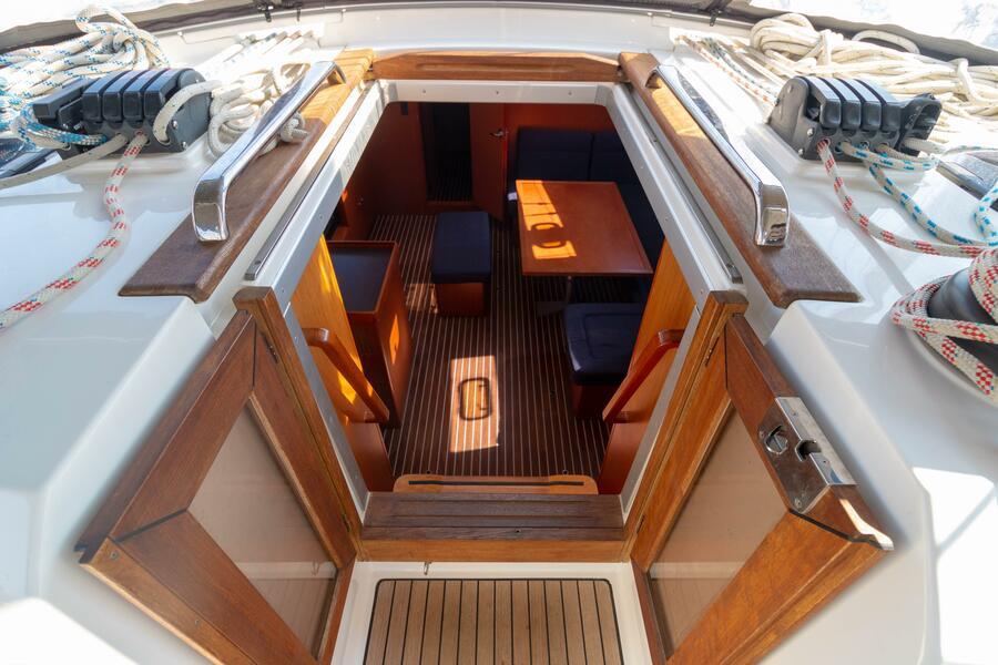 Bavaria Cruiser 46 (8+2 berths) (Annù)  - 11