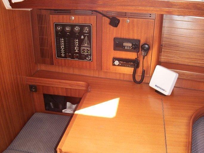 Elan 40 (CRNIKA) Interior image - 7
