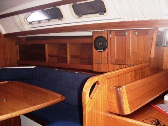 Elan 36 (SMRIKA) Interior image - 3