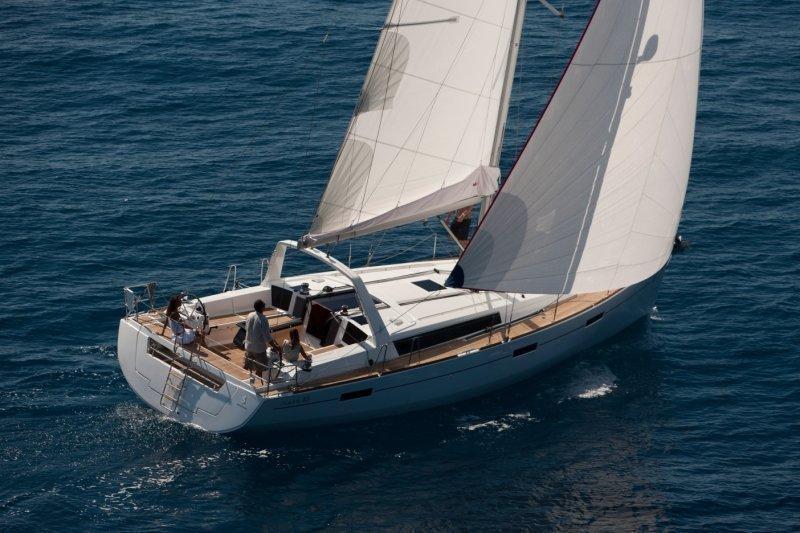 Oceanis 45 (MOBULA ONE) Main image - 14