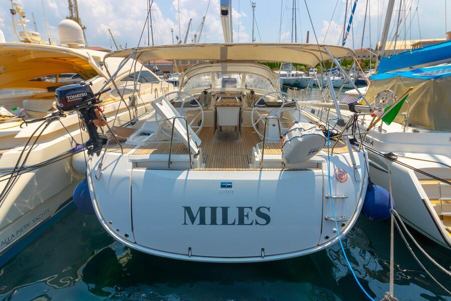 Bavaria Cruiser 56 (Miles)  - 5